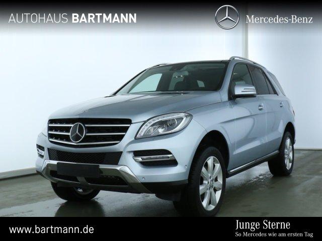 Mercedes-Benz ML 350 d COMAND+ILS+PANO +FAHRASSI+AHK+AIRMATIC+, Jahr 2014, Diesel