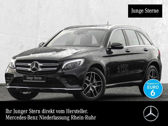 Mercedes-Benz GLC 300 4M AMG Fahrass 360° Pano Distr. COMAND, Jahr 2017, petrol