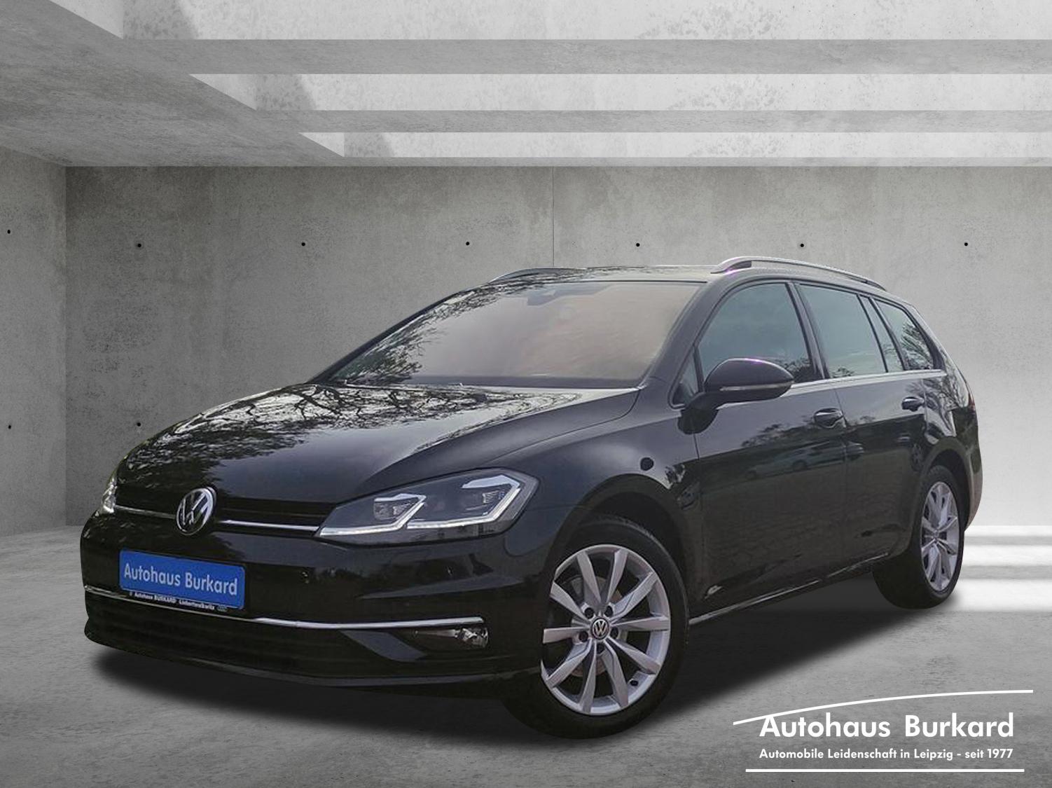 Volkswagen Golf VII Var. Highline 2.0 TDI+DSG+LED+PDC, Jahr 2017, Diesel