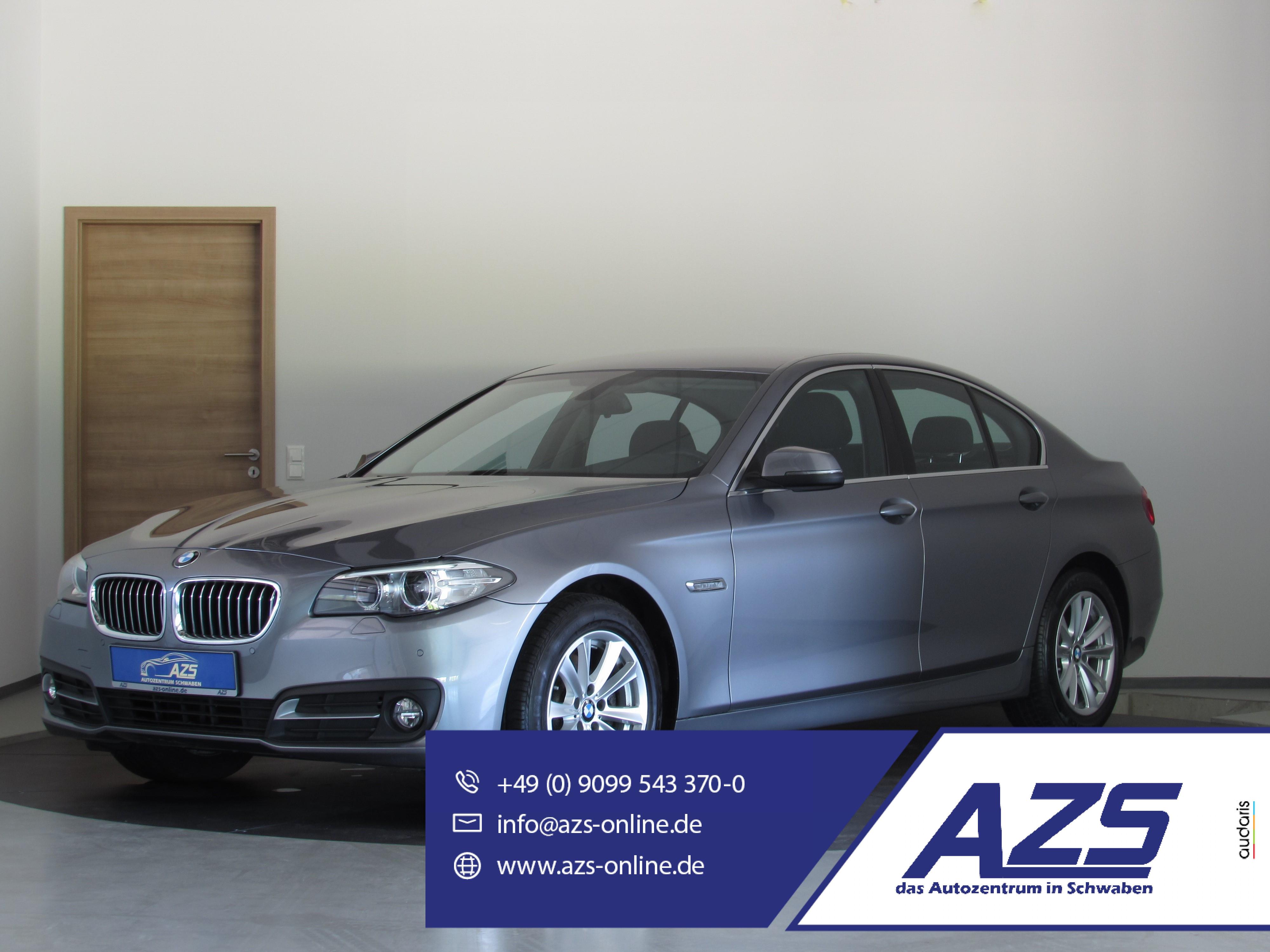 BMW 520i   1.Hand   Bi-Xenon   2xPDC   Bluetooth  , Jahr 2014, Benzin