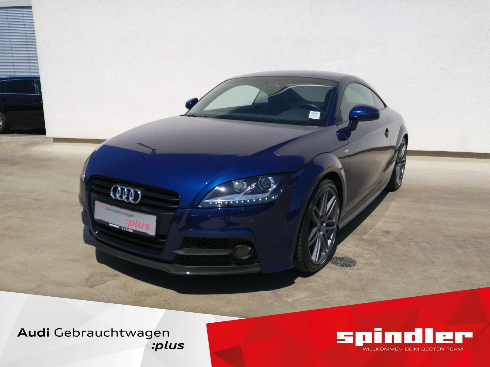 Audi TT Coupe 2.0 TFSI S-Line / Bose, Xenon-Plus, Jahr 2014, Benzin