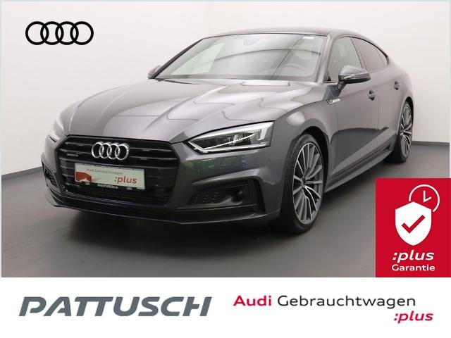 Audi A5 Sportback 3.0 TDI Q S-Line DAB B&O ACC Matrix, Jahr 2017, Diesel