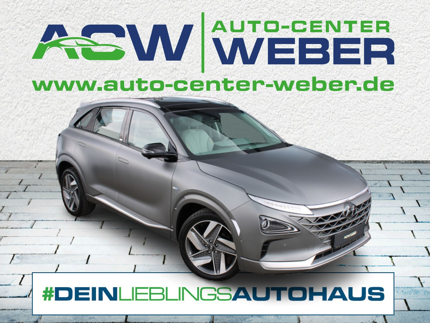 Hyundai Nexo Premium Automatik, Jahr 2020, hydrogenium