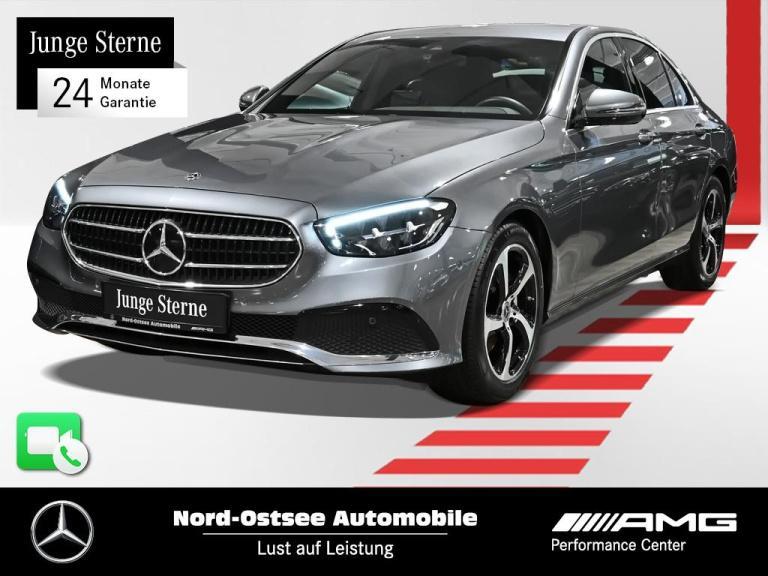 Mercedes-Benz E 220 d Avantgarde Mopf Totwinkel Kamera Wide, Jahr 2020, Diesel