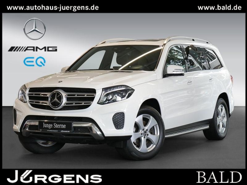 Mercedes-Benz GLS 350 d 4M Comand/ILS/360/Memo/Stdhz/Airm/19', Jahr 2018, Diesel