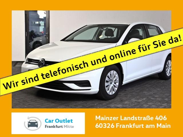 Volkswagen Golf VII 1.6 TDI Trendline Klima Sitzheizung Golf 1,6 TLB 85 fTDIM5F, Jahr 2019, Diesel