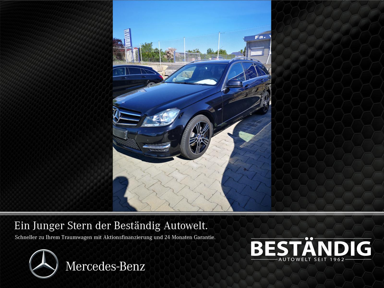 Mercedes-Benz C 180 CGI Avantgarde Ausstattung BlueEfficiency, Jahr 2014, Benzin