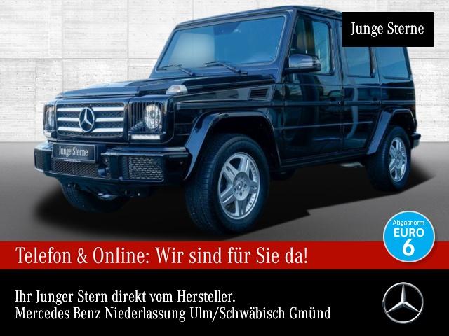 Mercedes-Benz G 350 d designo Exkl-Paket Distr. COMAND AHK Xenon, Jahr 2016, Diesel