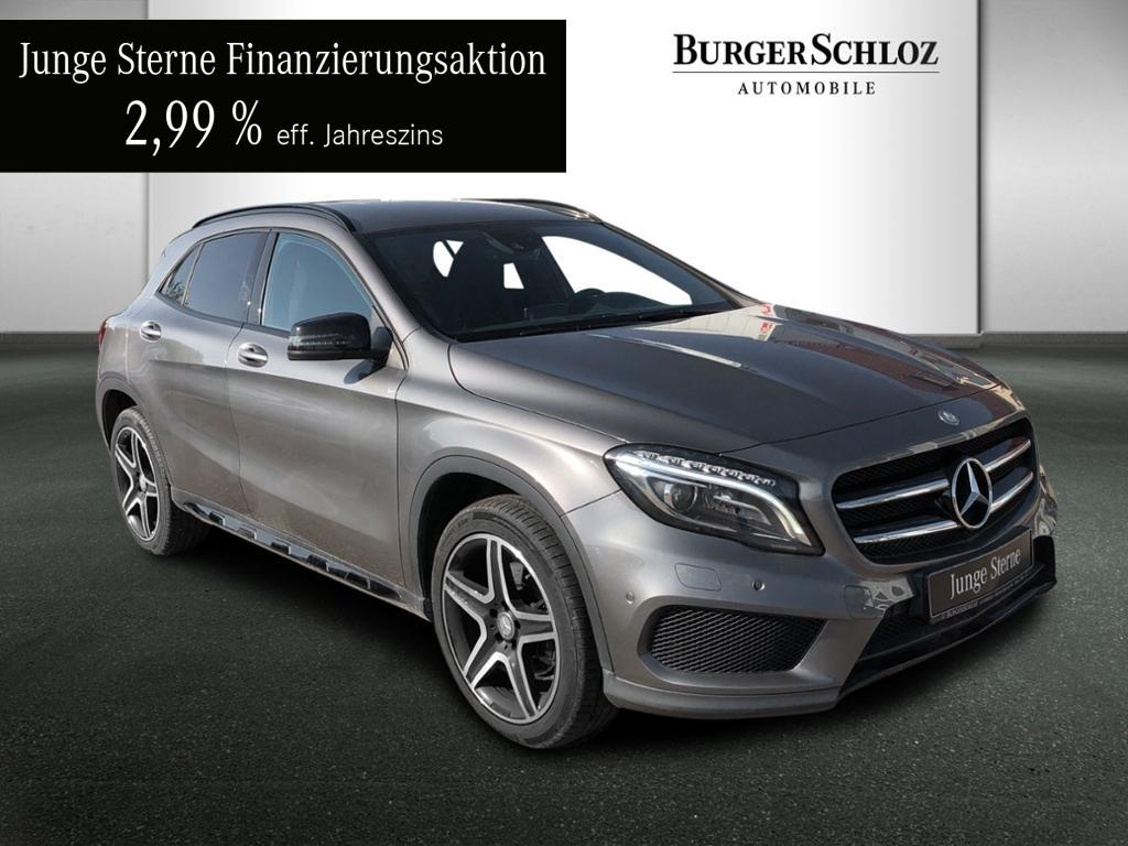 Mercedes-Benz GLA 220 CDI 4MATIC AMG/EUR6/Night/LED/Memory, Jahr 2014, Diesel
