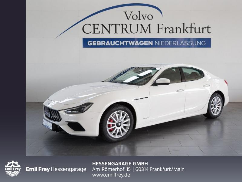Maserati Ghibli GranSport Aut. Kamera Navi Voll-LED, Jahr 2018, Benzin