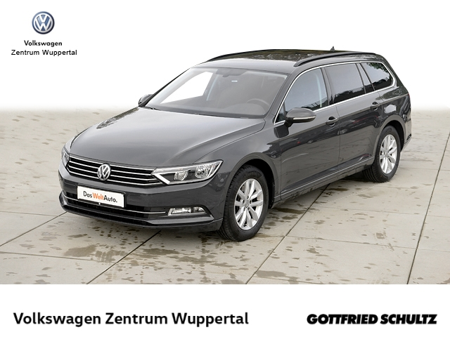 Volkswagen Passat Var. 1,4 TSI Comfortline DSG NAVI SHZ AKZ PDC, Jahr 2016, Benzin