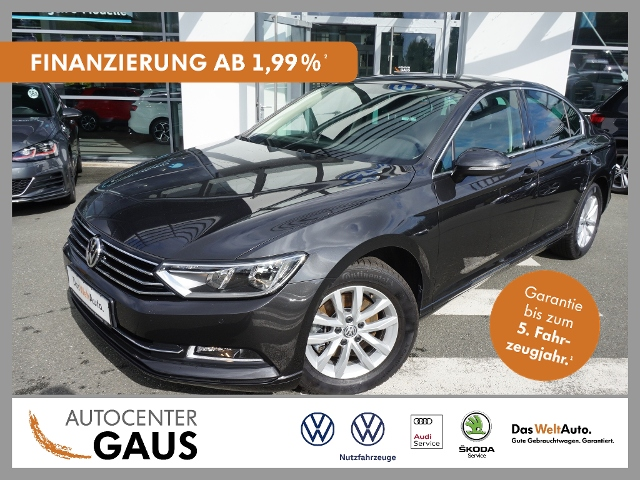 Volkswagen Passat Comfortline 1.5 TSI Navi Klima SHZ ACC, Jahr 2018, Benzin