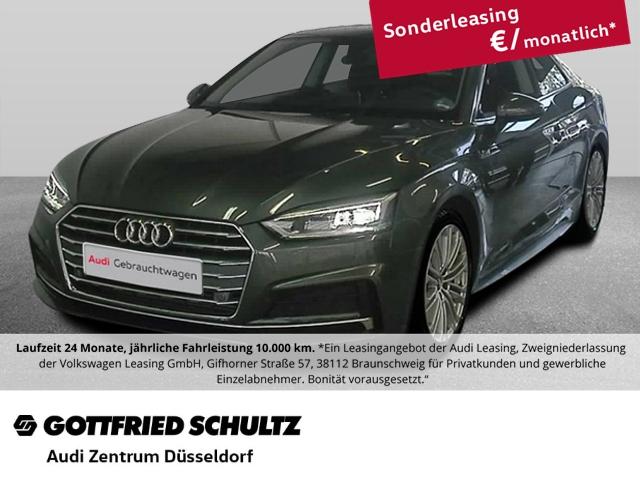 Audi A5 Coupe 40 TFSI S-tronic s-line Audi Anschlussgarantie bis zum 21.05.2021 o. 100.000 Km, Jahr 2019, Benzin