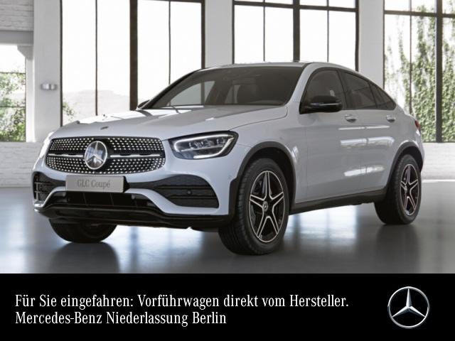 Mercedes-Benz GLC 200 4M Coupé AMG+Night+LED+Kamera+Keyless+9G, Jahr 2021, Benzin