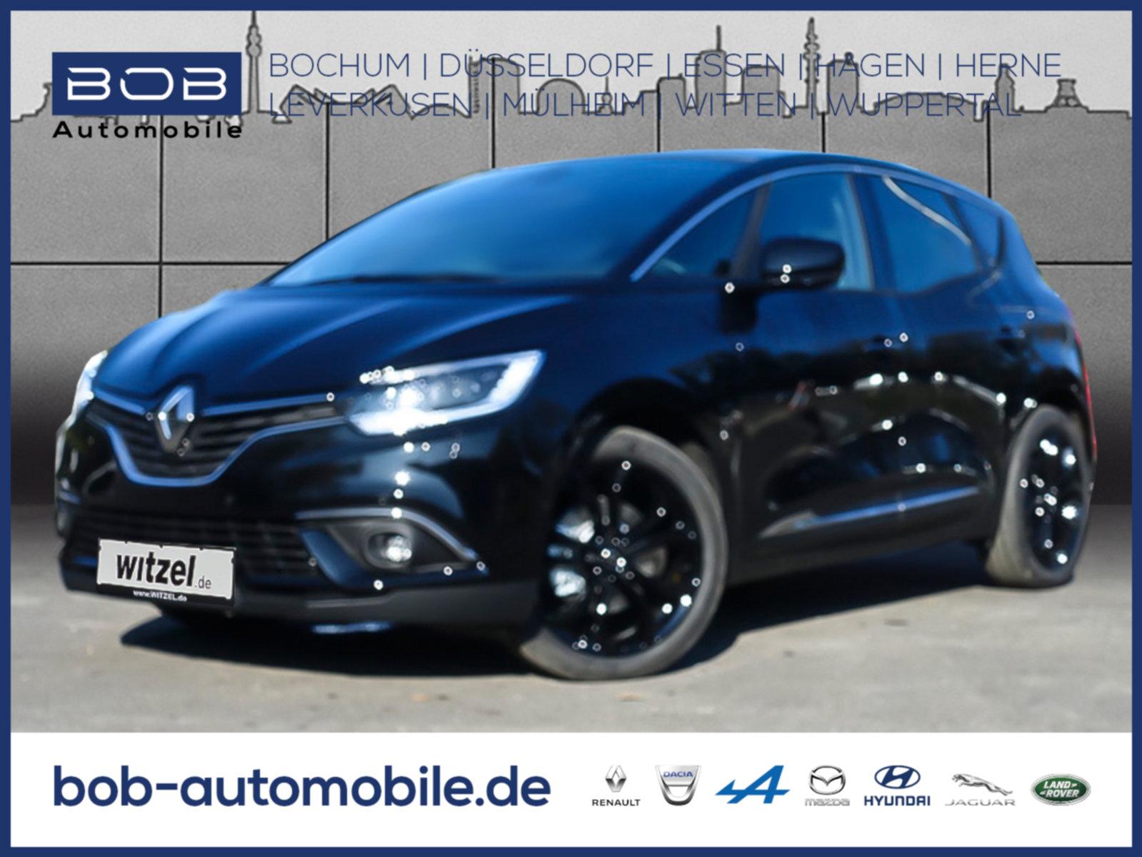 Renault Scenic BLACK Edition BLUE dCi 150 EDC NAVI BOSE, Jahr 2019, Diesel