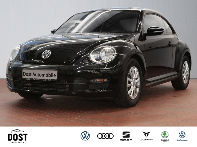 Volkswagen Beetle 1.2 TSI, 6-Gang KLIMA SHZG PDC, Jahr 2016, Benzin
