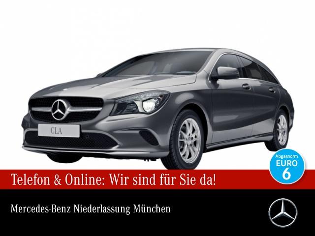 Mercedes-Benz CLA 180 d SB Navi Sitzh Chromp Temp, Jahr 2016, Diesel