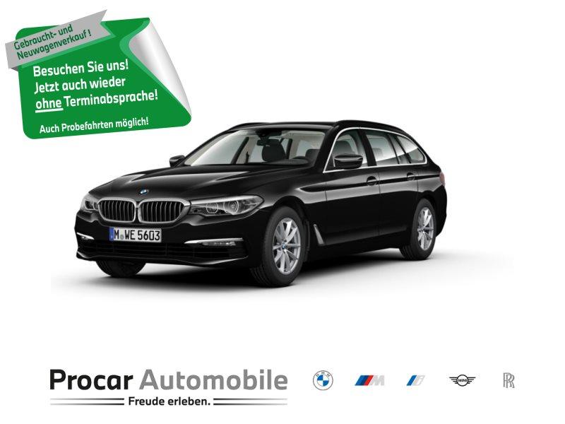 BMW 520d 50 JAHRE BMW BANK AKTION AB 0,15% FINANZIERUNG!!, Jahr 2018, Diesel