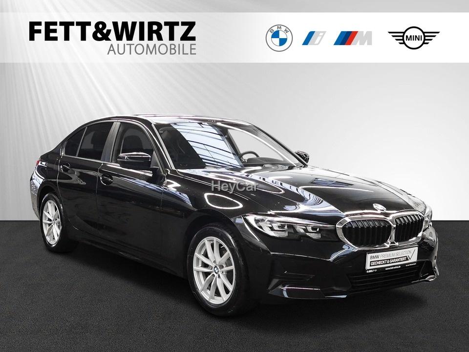 BMW 318d Adv. HUD DA Sports. Leas. ab 279,- br.o.Anz, Jahr 2019, Diesel