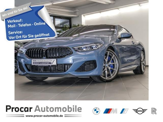 BMW M850i xDrive Coupe Laser h&k 20'' LiveCpPro DAB, Jahr 2018, Benzin