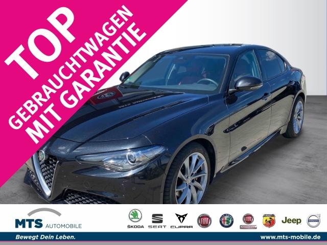 Alfa Romeo Giulia SUPER 2.2 JDTM 110kW (150 PS) Sport-Paket, Navi, Jahr 2016, Diesel