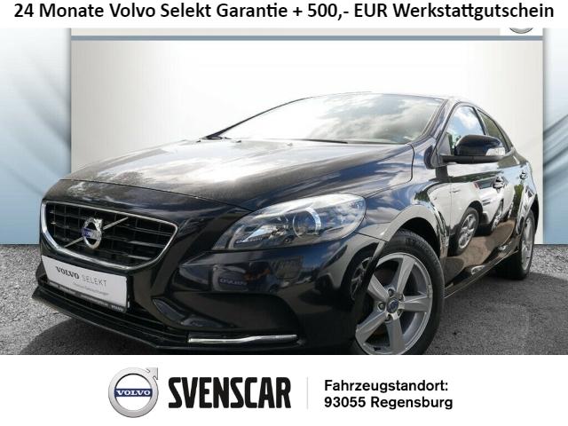 Volvo V40 D2 Line You! Dyn. Kurvenlicht LED-Tagfahrlicht Beheizb. Frontsch. Multif.Lenkrad, Jahr 2014, Diesel