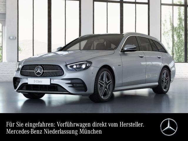 Mercedes-Benz E 300 de T 4M AMG+Pano+360+MultiBeam+Fahrass+9G, Jahr 2020, Hybrid_Diesel