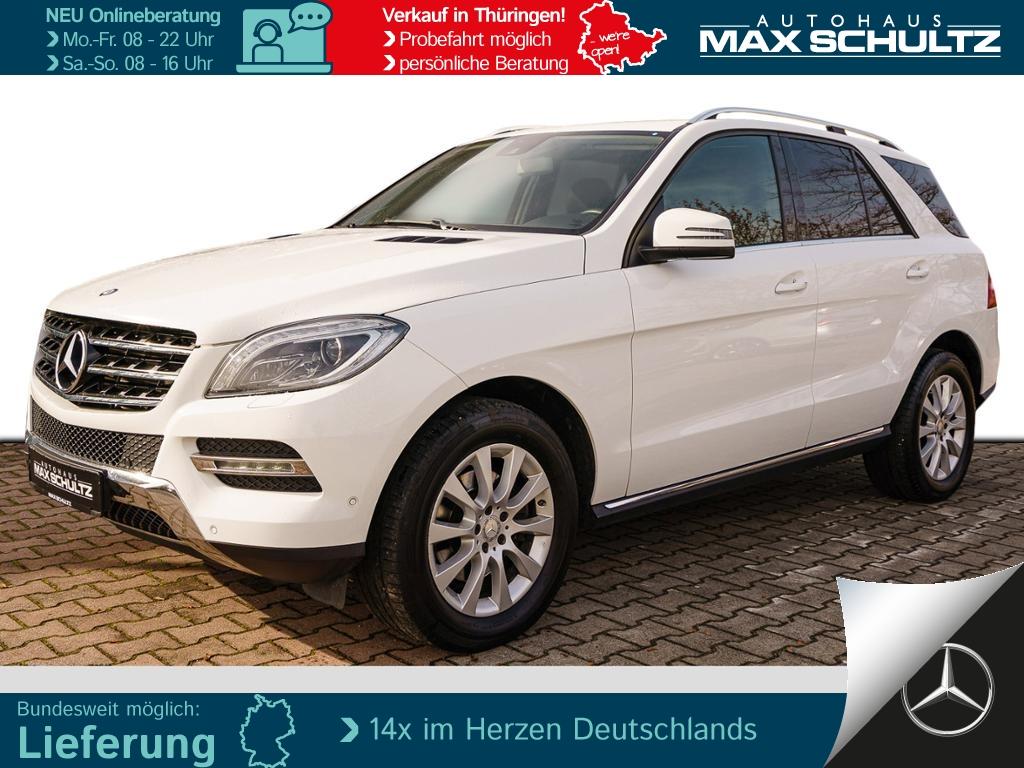Mercedes-Benz ML 250 BT 4M ILS*PTC*NAVI*SHZ FOND*, Jahr 2014, Diesel