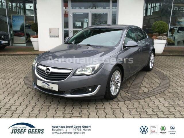 Opel Insignia 1.6 CDTI ecoFLEX Innovation Navi+Xenon, Jahr 2016, Diesel