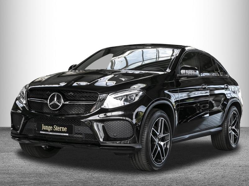 Mercedes-Benz GLE 450 AMG 4M Coupé*Airmatic*Pano*Distronic*LED, Jahr 2016, Benzin