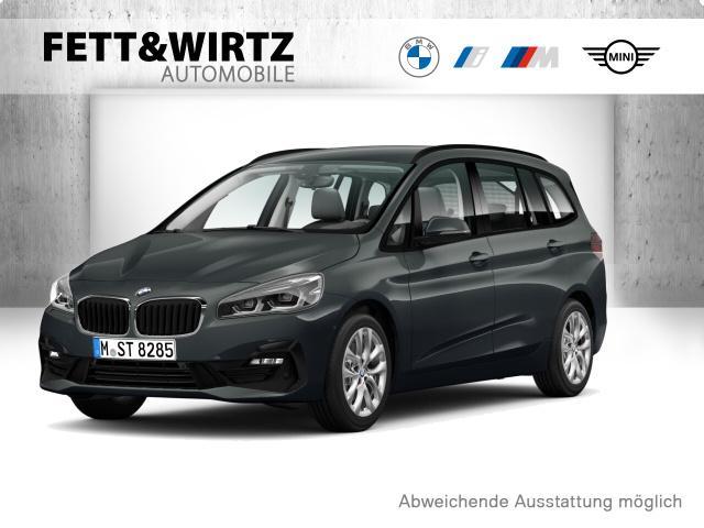 BMW 218 Gran Tourer Aut. Navi Sports. LED Parkass., Jahr 2020, Diesel