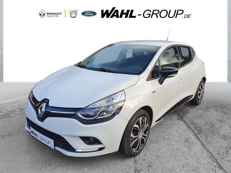 Renault Clio 4 Limited 1.2l 75 *BLUETOOTH*KLIMA*BORDCOMPUTER*, Jahr 2016, Benzin