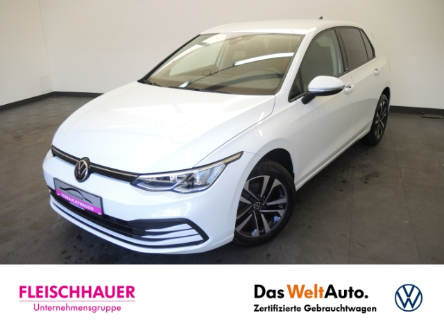 Volkswagen Golf VIII United 1.0 TSI EU6d, Jahr 2020, Benzin