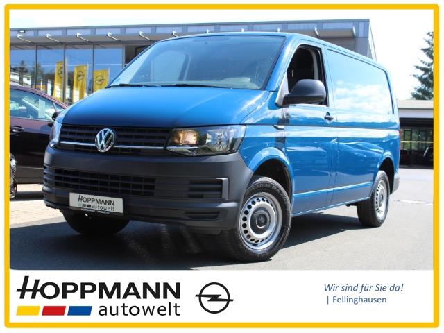 Volkswagen T6 Transporter Kasten EcoProfi AHK 2200kg AUX USB MP3 ESP DPF Spieg. beheizbar, Jahr 2016, Diesel