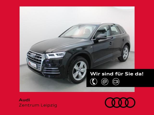 Audi Q5 2.0 TDI sport qu. S-tro. *S-line*LED*Navi*, Jahr 2017, Diesel