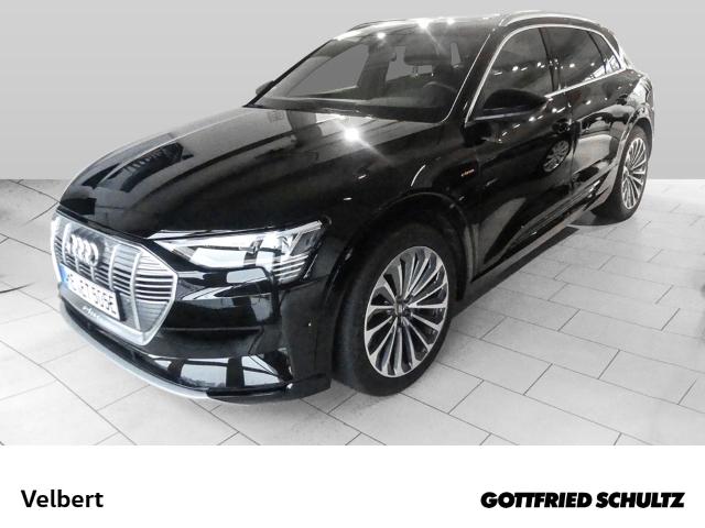 Audi e-tron advanced 50 quattro Panoramadach AHK, Jahr 2020, Elektro