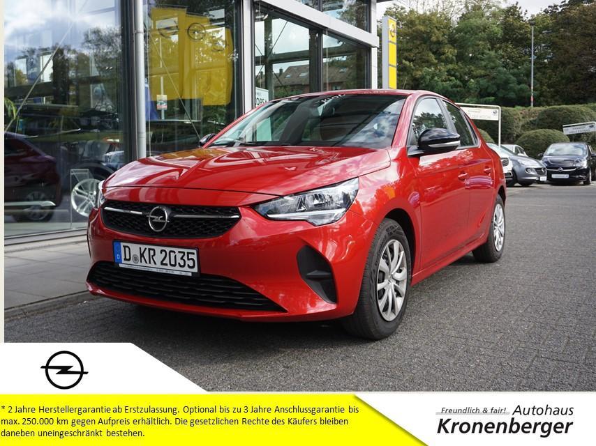 Opel Corsa F 1.2 Edition Winterpaket AppleCarPlay DAB, Jahr 2020, Benzin