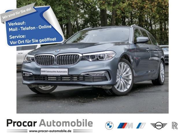 BMW 530d Touring Luxury Line Navi Prof. Aut. Head-Up, Jahr 2017, Diesel