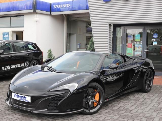 McLaren 650S Spider Garantie bis April 2021 Wartung neu, Jahr 2015, Benzin