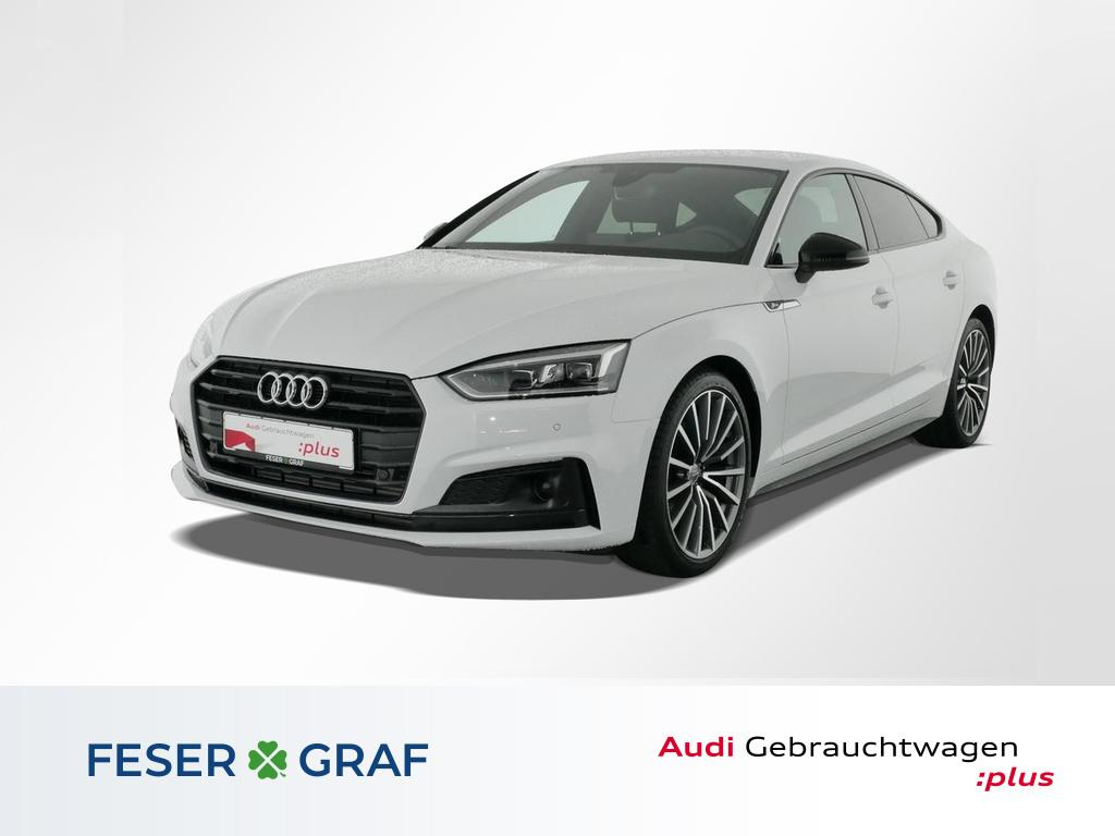 Audi A5 Sportback 40 g-tron 2 x S line/ACC/LED/19Zoll, Jahr 2020, Gas