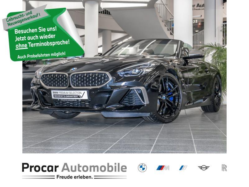 BMW Z4 M40i Aut 19 LiveCpPro HuD H&K LED ACC el.Sz, Jahr 2020, Benzin