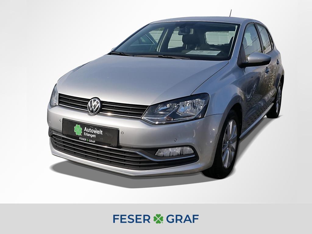 Volkswagen Polo 1.4 TDI DSG Comf. Navi Climatronic Einparkh, Jahr 2016, Diesel