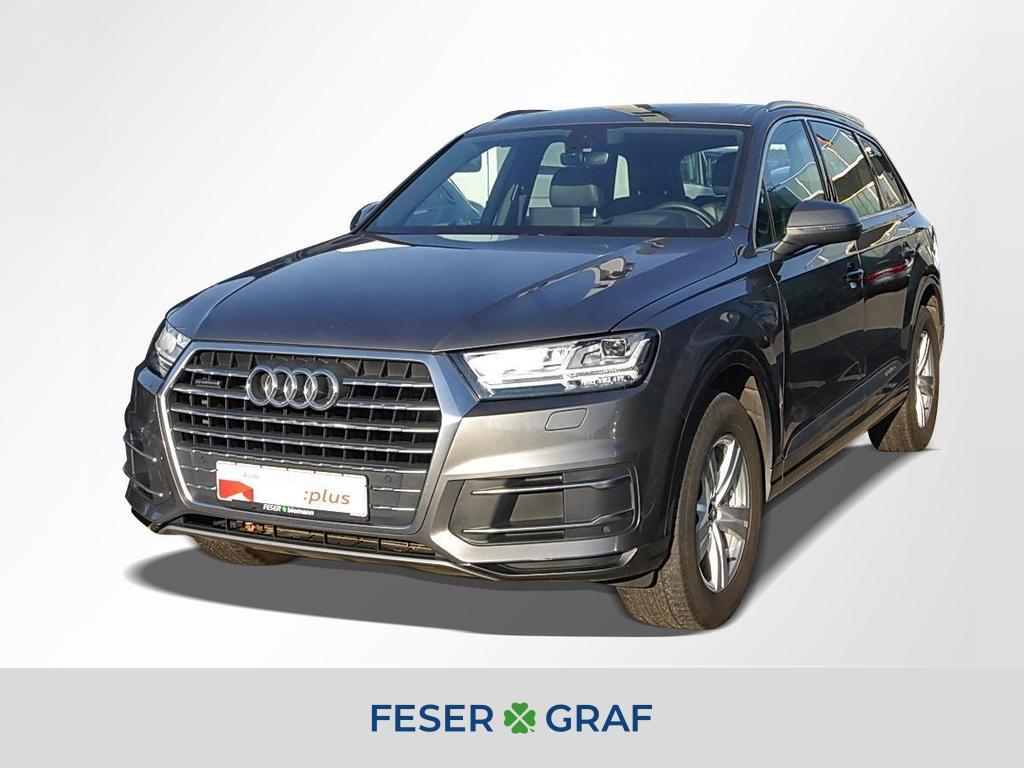 Audi Q7 3.0 TDI qu. tiptr. LED Pano HuD RüKa V-Cockp., Jahr 2017, Diesel