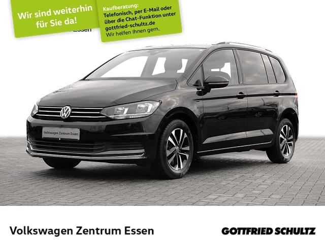 Volkswagen Touran IQ.DRIVE 1,5 TSI NAVI PDC ACC ALU16, Jahr 2019, Benzin