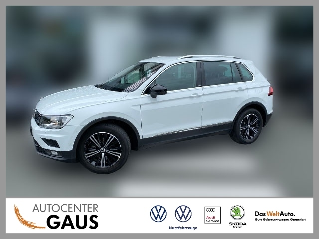 Volkswagen Tiguan IQ.Drive 1.5 TSI AHK Navi ACC Kamera, Jahr 2020, Benzin