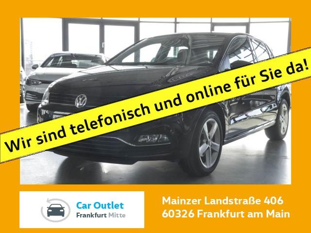 Volkswagen Polo 1.0 Sound Navi Tempomat Klima ParkPilot POLO 1.0 BMT COMFO 55 M5F, Jahr 2018, Benzin
