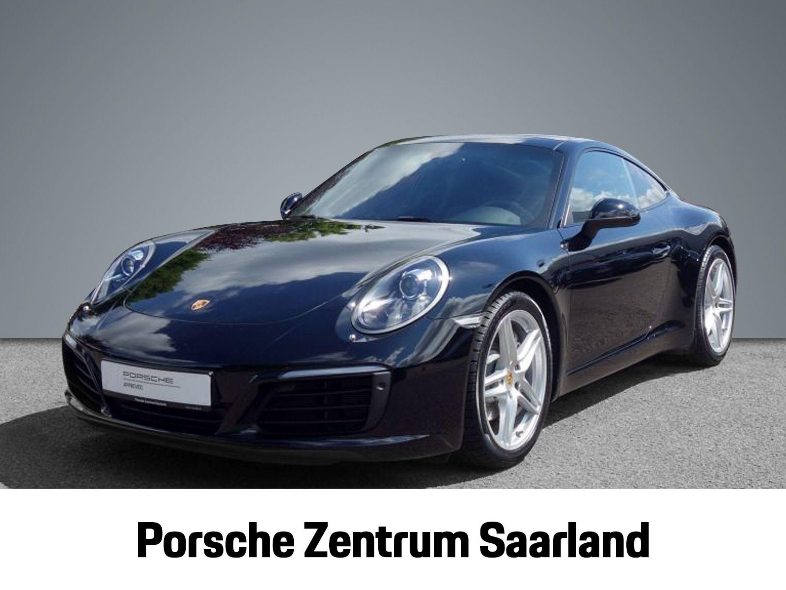 Porsche 991 (911) Carrera Leder,AbGas,Glasdach, Jahr 2016, Benzin
