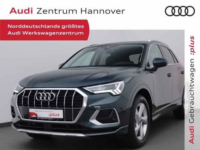 Audi Q3 advanced 40 TDI quattro S tronic, Jahr 2021, Diesel