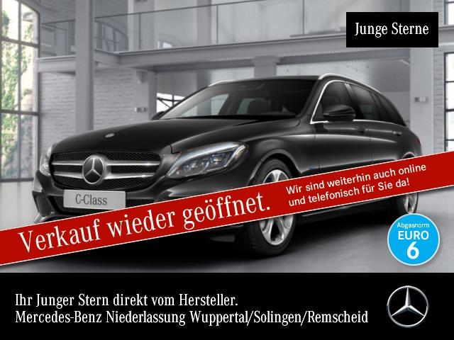 Mercedes-Benz C 350 e T Avantgarde Airmat Pano Distr+ COMAND AHK, Jahr 2016, Benzin