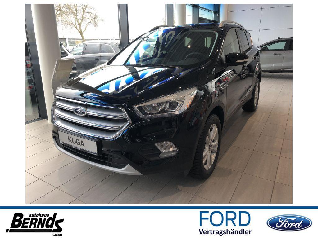 Ford Kuga Cool & Connect AUTOMATIK NAVI PDC SITZHEIZ., Jahr 2019, Benzin